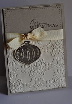 Stampin' Up! Christmas  by Sarah-Jane Kale at Janeybell