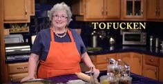 PETA's Viral Tofucken Video Is Taking Thanksgiving by Storm ...  This granny has a truth bomb (and an F-bomb or two) to drop about the meat industry. http://www.peta.org/living/food/tofucken-viral-video-swearing-grandma/