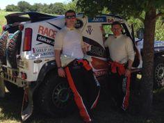 Race2Recovery 2014 Dakar