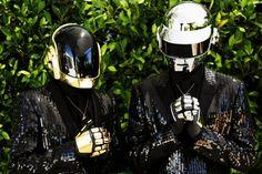 Daft Punk Portraits