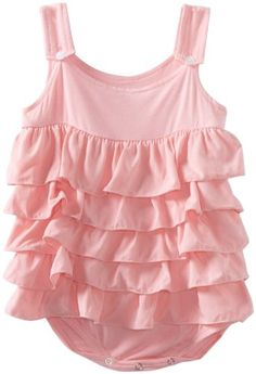 Kicky Pants Baby-girls Infant Bubble Romper, Lotus, 12-18 Months « Clothing Impulse