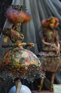 Невероятные куклы от Ira Deineko