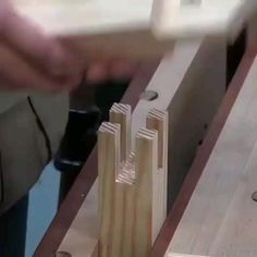 Woodworking Joints, Woodworking Techniques, Easy Woodworking Projects, Diy Wood Projects, Woodworking Plans, Wood Crafts, Unique Woodworking, Popular Woodworking, Woodworking Videos