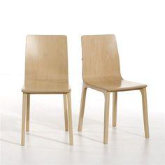 Image Chaise (lot de 2) Atitud design E. Gallina AM.PM