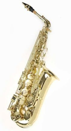 Argent Band/Orchestra Alto Saxophone Package, Gold