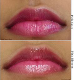 Maybelline Electro Pop Pink Shock VS Maybelline Lip Smooth Pink Blossom | Crazy Beauty Land