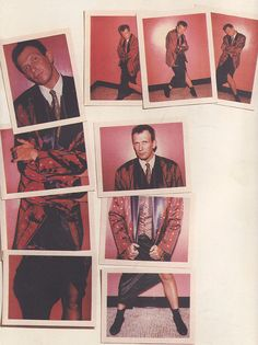 jean paul gaultier by andy warhol, 1983 Polaroid Collage, Collage Art, Polaroids, Concept Photography, Film Photography, Andy Warhol Photography, Web Design, Retro, American Artists
