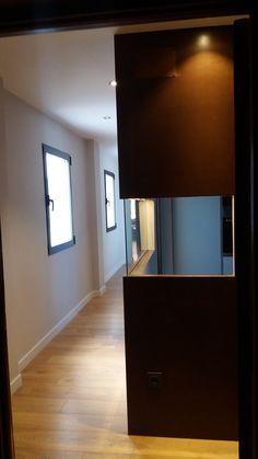 BERNAL-ITURRALDE Arquitectos. Reforma interior de vivienda en Calle General Almirante. Valladolid.