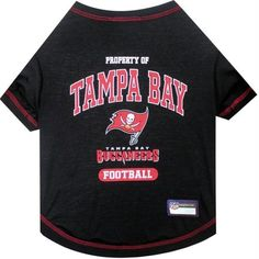 Get your pet into the game with this officially licensed NFL pet t-shirt! Tampa  Bay BuccaneersBroncos ... 50946c854