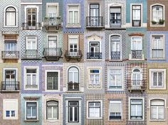 Photographer Highlights the Incredible Variety of Windows Around the World - My Modern Met - Lisbon, Portugal
