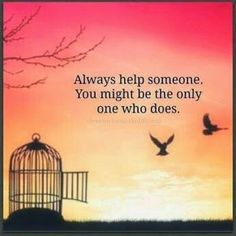 Help others it Matters !!