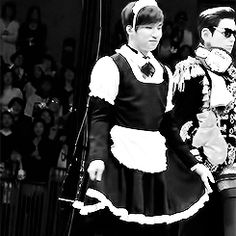 with the TOP mannequin everything...#Daesung #BigBang #kpop