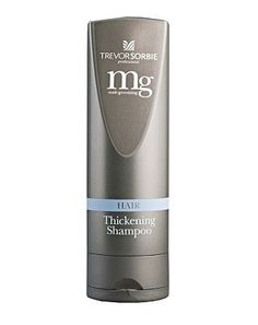 Trevor Sorbie Mg Thickening Shampoo 250ml 10097663 20 Advantage card points. Trevor Sorbie Mg Thickening Shampoo is formulated to clean whilst leaving hair look and feel thick. FREE Delivery on orders over 45 GBP. http://www.MightGet.com/february-2017-1/trevor-sorbie-mg-thickening-shampoo-250ml-10097663.asp