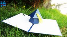 Graduation cap 3D Pop-Up Card/kirigami pattern