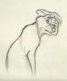 The Fox and the Hound - The Art of Glen Keane