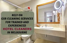 From the hotel reception, to hallways and individual rooms, you can depend on our experts to thoroughly clean your establishment at the most competitive price.Get our services at : www.gsrcleaning.com.au Hotel Cleaning, Cleaning Service, Hotel Reception, Hallways, Rooms, Mirror, Bathroom, Furniture, Home Decor