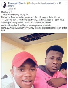 100 Level University Student Dies After High Tension Cable Fell On The Roof Of His House (Photos) http://ift.tt/2yKFFWk