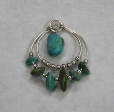 Great Turquoise Earring Tutorial - #jewelrymaking