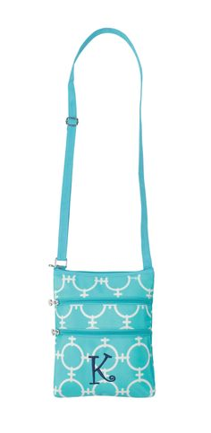 Find the Triple Zip - Aqua Chain on page 56 of the Spring & Summer 2014 StyleBook! #iiSS14