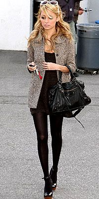 love Nicole Richie's style
