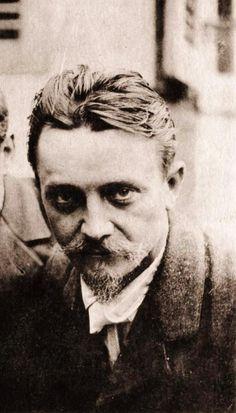 Felix Vallotton - Photo of the Swiss artist Félix Edouard Valloton (1861-1925)