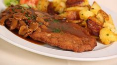 Jägerschnitzel | I love German Food