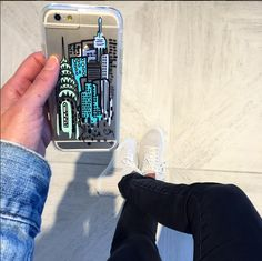 Which city do u want to travel? # skyscraper Tap the link in our bio to shop this. #phonecase#DIY