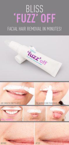 Our New Favorite Facial Hair Removal Cream Actually Smells Good