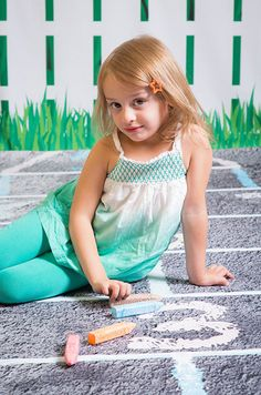 Bring in a fun hopscotch sidewalk into your next kid studio photo shoot! Starting at $74.95 from Backdrop Express!