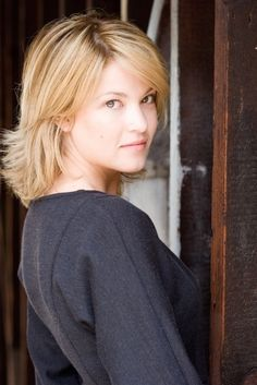 """Nicki Aycox- from movies Perfect Stranger, Jeepers creepers 2, & Joy Ride 2 also the tv shows """"Supernatural"""" & Dark Angel."""