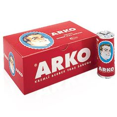 Arko Shaving Cream Soap Stick - 12 Pieces Arko http://www.amazon.co.uk/dp/B004BVK0ZO/ref=cm_sw_r_pi_dp_PJzQtb0GVDJAX1FN