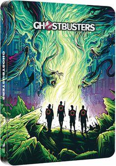 Ghostbusters 2016 DVD cover art fan made
