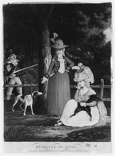 Anonymous, British, 18th century | Starting of Game | The Met