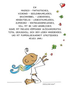 wish you . a magical-fantastic, giggling-soul-dangling, belly-bell . - Happy New Year! Life Lesson Quotes, Life Lessons, Life Quotes, Happy Greetings, Buddha Doodle, Quotes Deep Feelings, Quotes About New Year, Yoga Quotes, Yoga Inspiration