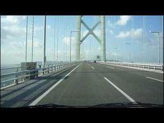 Akashi Kaikyo Bridge [HD]