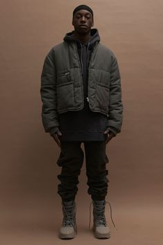 Favourite Styles from NY FAshion Week AW16 Menswear - Yeezy - Close Up 17