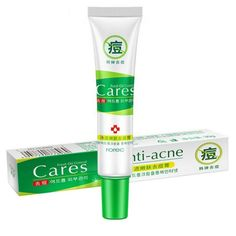 Women Face Skin Care Natural Acne Scars Repairing From Removal Blackhead Removedor Acne Treatment Cream