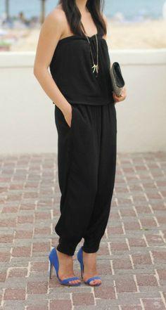 41 Best Black Jumpsuit Style Images Black Jumpsuit Jumpsuit Style