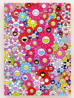 Takashi Murakami, An Homage to Monopink, 1960 G, 2013, Galerie Perrotin