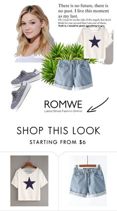 """""""ROMWE - 4/7"""" by thefashion007 ❤ liked on Polyvore featuring Neutrogena"""