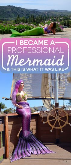 """"""" """"Great, I'll be a mermaid!"""" I thought I was fulfilling my own dream, but the real magic was in making children's dreams come true. Unicorns And Mermaids, Real Mermaids, Mermaids And Mermen, Fantasy Mermaids, Mermaid Cove, Mermaid Fairy, Manga Mermaid, Mermaid Board, Ariel Mermaid"""