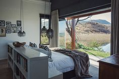 Best Places to Stay on the Midlands Meander - South Africa Travel Wooden Shutters, Kwazulu Natal, Farm Stay, Rustic Colors, Bedroom With Ensuite, Wooden Decks, Open Plan Kitchen, Maine House, Rental Property
