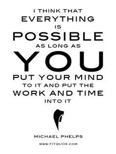 Michael Phelps #fitness #quotes