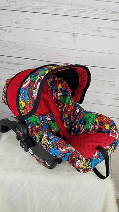 These car seat covers are great if you want to re-cover an old seat 587ea0483