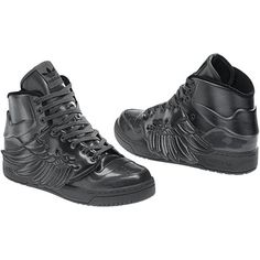 adidas - Wings Molded Shoes Black M29014