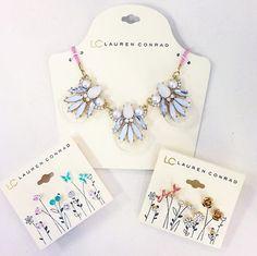 Cute LC Lauren Conrad for Kohl's jewelry