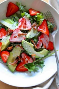 ... glorious food on Pinterest | Avocado, Lobster Salad and Smoked Salmon
