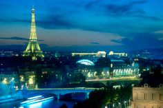 So much to see and do in Paris, France. Places Around The World, Oh The Places You'll Go, Places To Visit, Around The Worlds, Welcome To Paris, City Lights, Night Lights, Travel Goals, Paris France