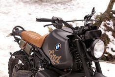 BMW R1100GS by Café Racer Dreams