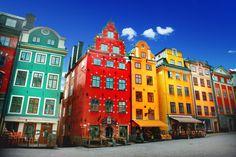 Gamla Stan in Stockholm @adobestock